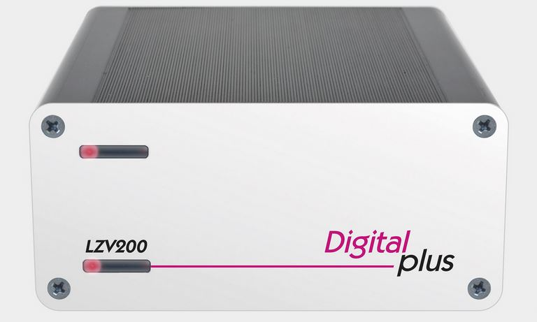 Lenz Digital Plus 10321-01 decoder digitale MTC21 Silver